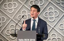 Valls aspira a l'alcaldia de Barcelona amb una plataforma ciutadana