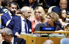 Martí defensa la pau i la democràcia a la Cimera Nelson Mandela a l'ONU