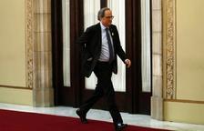 "Torra rebutja ""l'autonomisme"" de Sánchez i demana un referèndum"