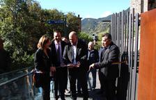 Inaugurat el segon tram del passeig de Mojácar que connecta amb les Bons