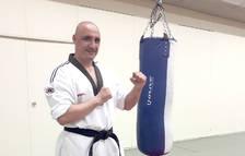 Taekwondo per estar en forma i alliberar-se de la tensió diària