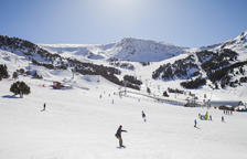 Mor un esquiador britànic de 59 anys a la pista de l'Avet