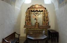 Presentació pública de la restauració a Sant Serni
