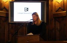 Sophie Bellocq defensa la professió i alerta de les amenaces