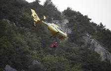 El Govern cobrarà per l'ús de l'helicòpter