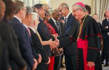 El nunci del Vaticà a Andorra defensa el dret a la vida