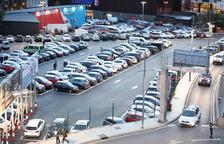 L'aparcament, un problema comú