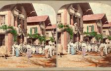 L'Arxiu Nacional exposa en línia les primeres fotos a color