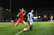 La selecció femenina de futbol i el sindicats de bombers, als set tuits