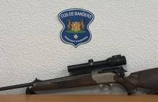 Els banders controlen dos caçadors furtius a Beixalís