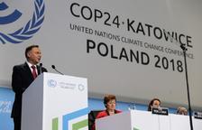 Uns 200 països acorden una norma de mínims contra el canvi climàtic