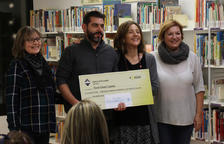 David Gálvez guanya el Premi de narrativa fantàstica i de terror