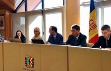 El comú aprova un pressupost amb inversions per 5,2 milions d'euros