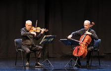 """""""Emoció"""" en el concert de fi de gira dels Claret al Centre de congressos"""