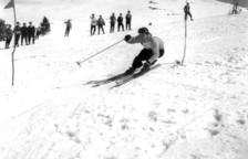 L'esquí a Andorra des del 1924, en una exposició en línia