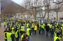 Els Armilles Grogues voten no bloquejar la frontera del Pas