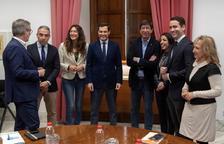 El PP presidirà la Junta d'Andalusia i Ciutadans el Parlament autonòmic