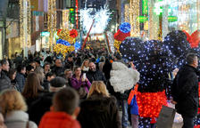 La policia reforça el servei per evitar aldarulls durant la nit de Cap d'Any