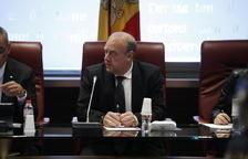 El comú reclamarà 25.000 euros a l'antic cap de circulació pel furt