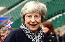 """Theresa May alerta que el rebuig a l'acord del Brexit seria """"catastròfic"""""""