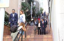 Escaldes posarà unes escales mecàniques al carrer Peces Caldes