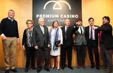 Barrièrre registra la marca 'Casino de les Valls' que havia de fer servir Jocs SA