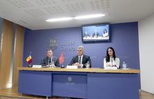 Montenegro vol aprofitar l'experiència a Andorra per desenvolupar el turisme d'hivern