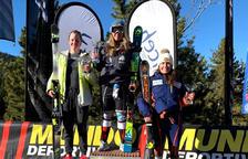 Sissi Hinterreitner acaba segona al gegant FIS de la Molina