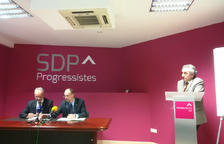 SDP veu difícil el pacte i està preparant llistes territorials