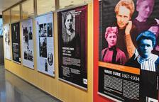 La figura de Marie Curie, a l'UdA