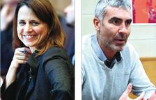 Gili i Magallón són el tiquet electoral PS-L'A a Escaldes