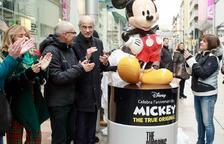 Mickey Mouse i la dinamització del Pas, als set tuits