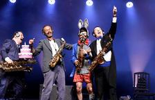 Les Désaxés, preludi del setè Sax Fest