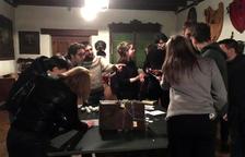 Enigma al museu: el joc de l'escriptor