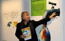 L'exposició 'Ça Chauffe pour la Planète' rep 1.100 visites