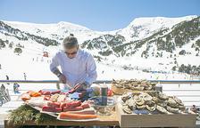 L'Snow Club Gourmet tanca amb 400 visitants