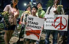 La policia de Sri Lanka deté cent persones després dels atemptats