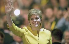 Sturgeon diu que Londres no podrà aturar un nou referèndum a Escòcia