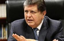 Els diners a BPA dels suborns al Perú eren d'Alan García