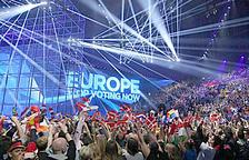 Viure la gran festa musical d'Europa