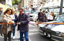 Un centenar de vehicles s'apleguen a la fira d'ocasió a Sant Julià de Lòria
