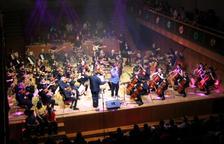L'ONCA celebra el Concert de primavera amb barreja d'estils