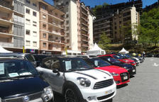 La Fira del vehicle d'ocasió duplica les vendes