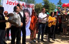 """Calvo vol una mobilització socialista contra """"l'amenaça"""" de les dretes"""