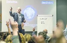 Fauria destaca el rol de la ment en la gestió empresarial