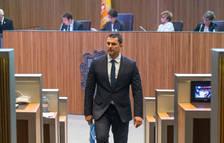 López va oferir a L'A un govern tripartit amb terceravia que duraria 18 mesos