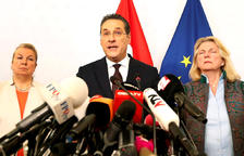 Dimiteix el vicecanceller austríac per un presumpte cas de corrupció