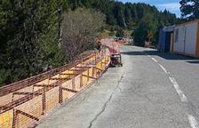 Govern decidirà si obre tot l'any el coll d'Ordino quan acabin les obres
