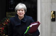 S'intensifica la batalla pel lideratge 'tory' a cinc mesos per al Brexit