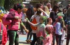 La Holy Party omple de colors el Prat Gran